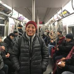 in New York subway